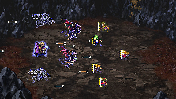 ROMANCING SAGA 3™ - Screenshot INDEX