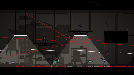 RONIN Trailer Screenshot