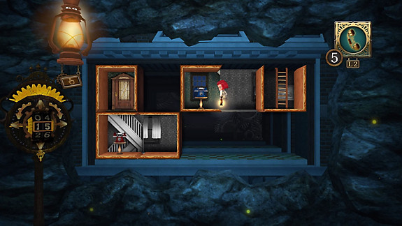 Rooms: The Unsolvable Puzzle - Screenshot INDEX