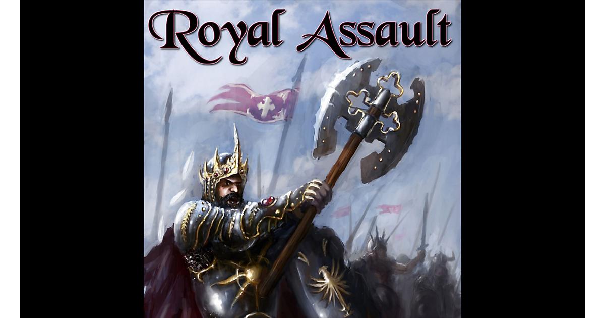 Royal Assaultps4