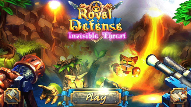 Royal Defense Invisible Threat Screenshot 1