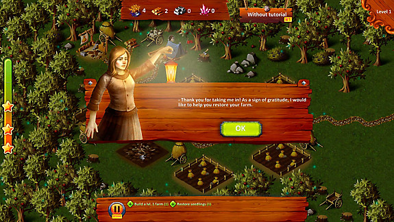 Royal Roads - Screenshot INDEX