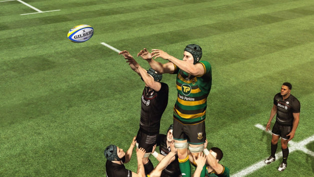 Rugby 15 Screenshot 10