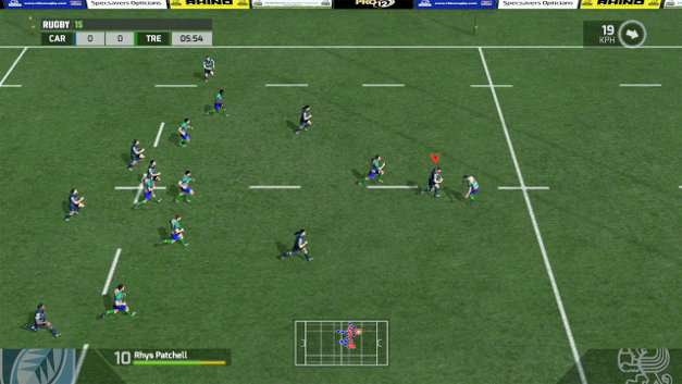Rugby 15 Screenshot 4