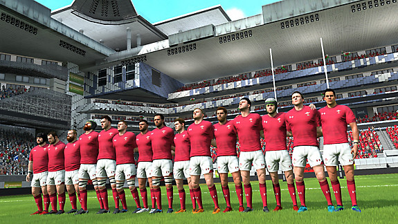Rugby 20 - Screenshot INDEX