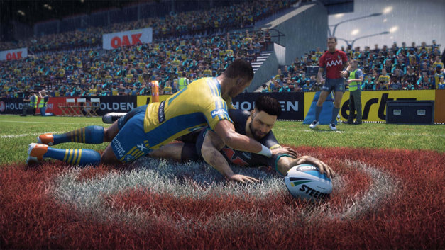 Rugby League Live 3 Screenshot 4