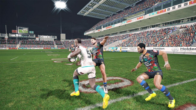 Rugby League Live 4 Screenshot 4