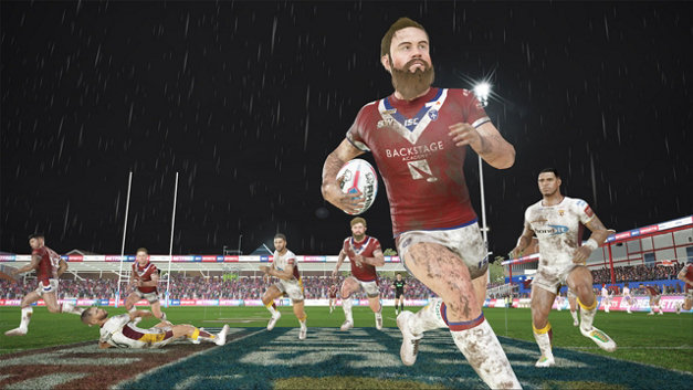 Rugby League Live 4 Screenshot 7