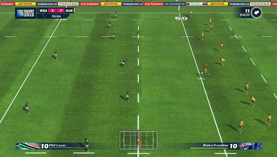 Rugby World Cup 2015 Game Ps4 Playstation