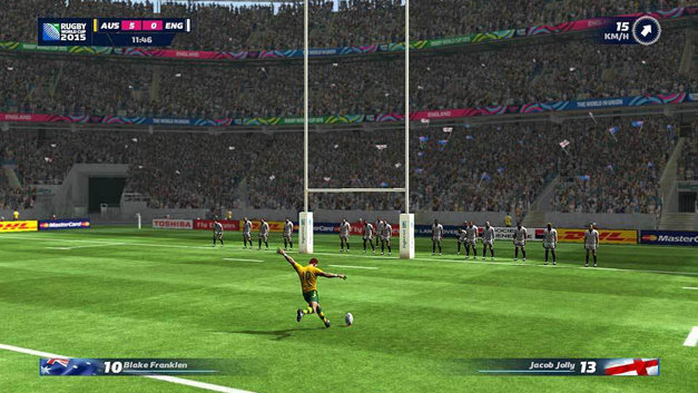 Rugby World Cup 2015 Screenshot 4