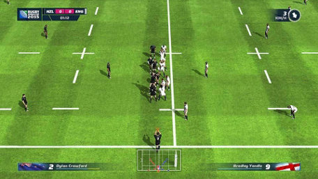 Rugby World Cup 2015 Trailer Screenshot