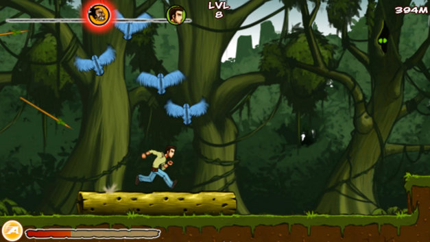 Run Like Hell! Screenshot 10