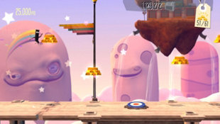BIT TRIP Presents... Runner2: Future Legend of Rhythm Alien Screenshot 3