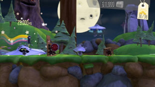 BIT TRIP Presents... Runner2: Future Legend of Rhythm Alien Screenshot 6