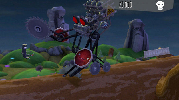 Runner2: Future Legend of Rhythm Alien Screenshot 7