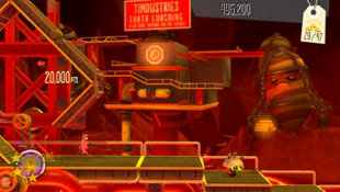 BIT TRIP Presents... Runner2: Future Legend of Rhythm Alien Screenshot 8