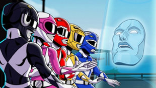Paquete de lanzamiento de Saban's Mighty Morphin Power Rangers: Mega Battle Screenshot 2