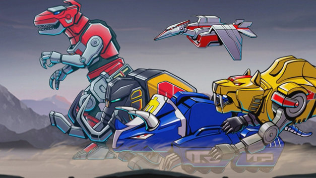 Saban's Mighty Morphin Power Rangers: Mega Battle Launch Pack Screenshot 1