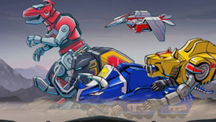 Saban's Mighty Morphin Power Rangers: Mega Battle Screenshot 3