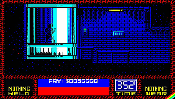 Saboteur II: Avenging Angel - Screenshot INDEX