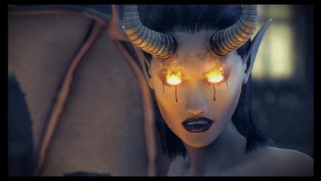 Sacra Terra: Kiss of Death Trailer Screenshot