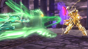 Saint Seiya Soldiers' Soul Screenshot 2