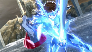 Saint Seiya Soldiers' Soul Screenshot 3
