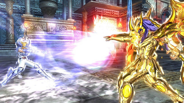 Saint Seiya Soldiers' Soul Screenshot 4