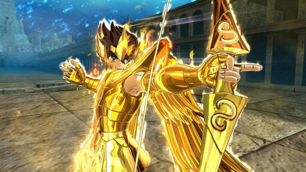 Saint Seiya Soldiers' Soul Screenshot 7