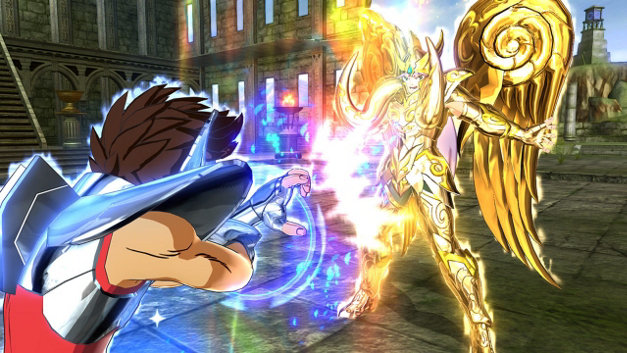 Saint Seiya Soldiers' Soul Screenshot 10