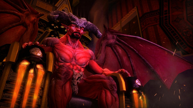 Saints Row: Gat out of Hell Screenshot 4