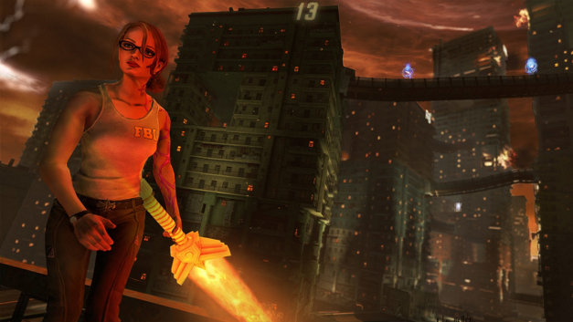 Saints Row IV: Re-Elected Screenshot 4
