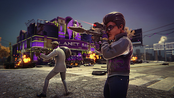 Saints Row®: The Third™ - Remastered - Screenshot INDEX