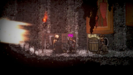 Salt and Sanctuary Trailer Screenshot