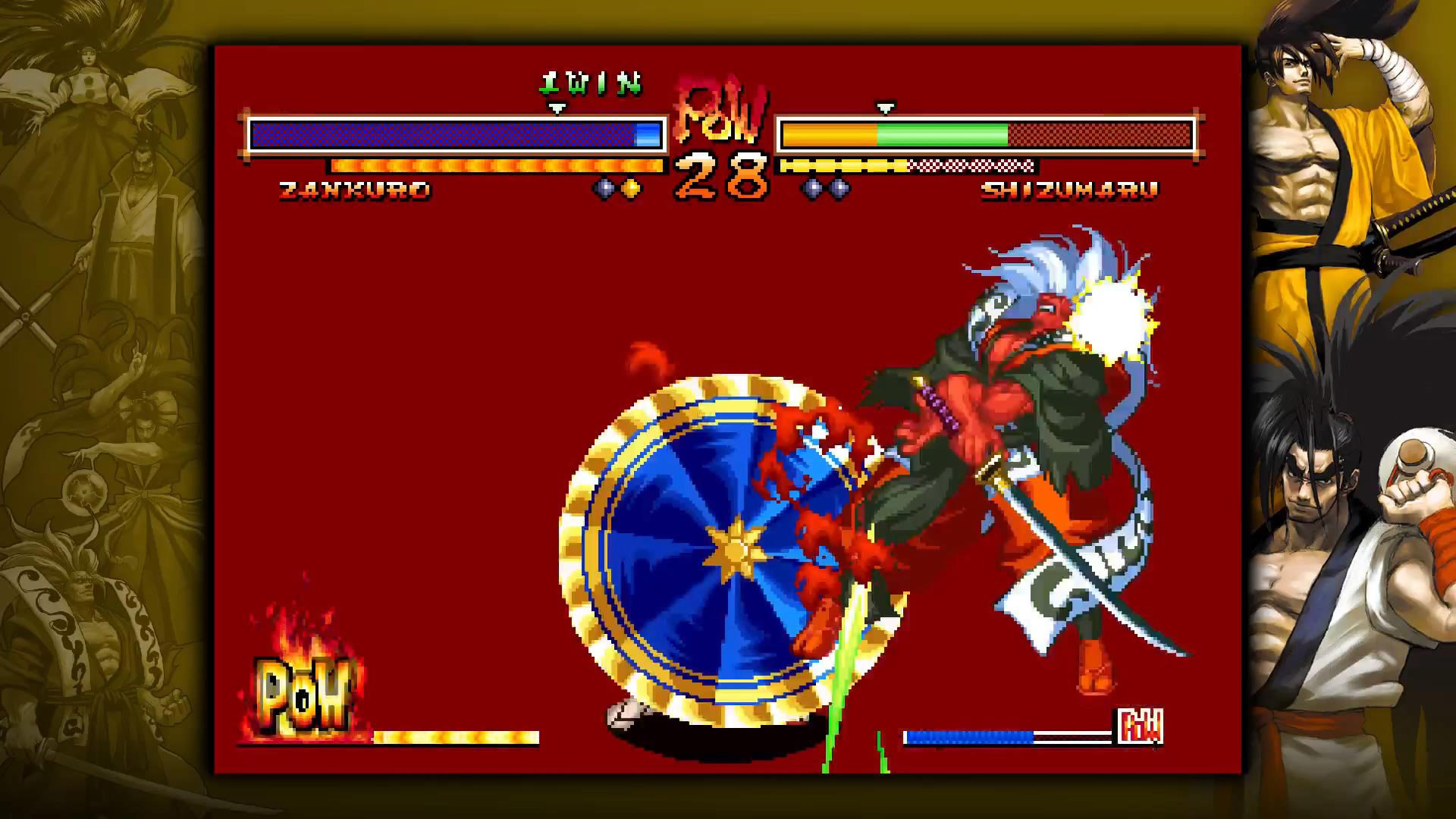 samurai shodown 5 download for pc