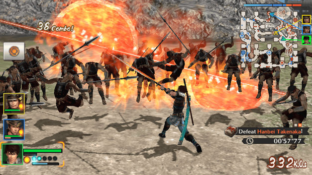 SAMURAI WARRIORS: Chronicles 3 Screenshot 4