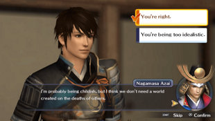 SAMURAI WARRIORS: Chronicles 3 Screenshot 2