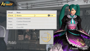 SAMURAI WARRIORS: Chronicles 3 Screenshot 3