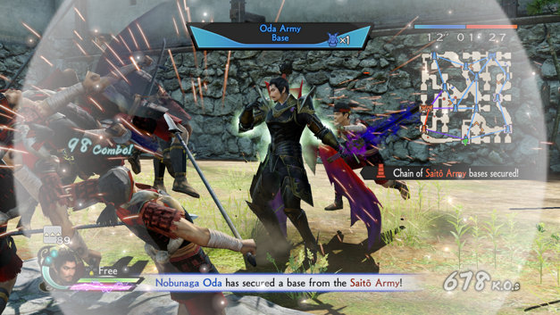 Samurai Warriors 4 Empires Screenshot 37