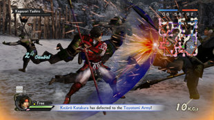 Samurai Warriors 4 Empires Screenshot 14