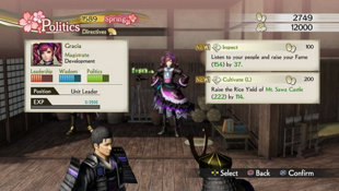 Samurai Warriors 4 Empires Screenshot 15