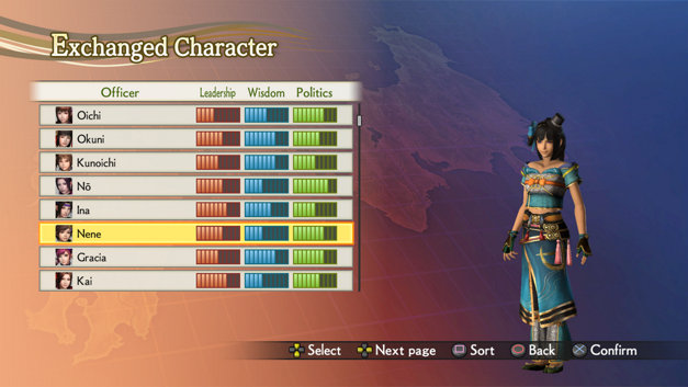 Samurai Warriors 4 Empires Screenshot 16