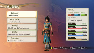 Samurai Warriors 4 Empires Screenshot 17