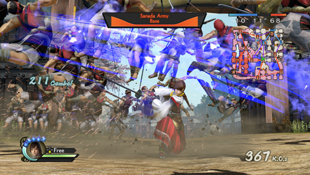 Samurai Warriors 4 Empires Screenshot 21