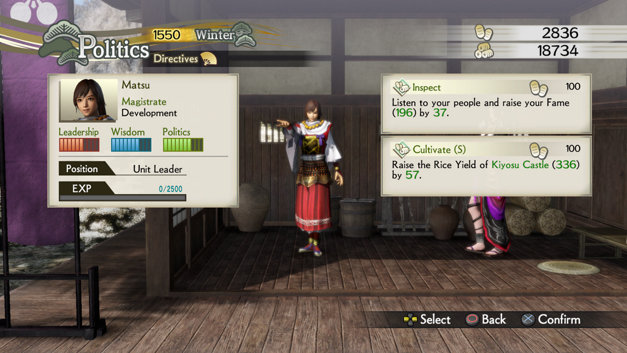 Samurai Warriors 4 Empires Screenshot 22