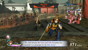 Samurai Warriors 4 Empires Screenshot 23