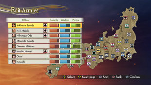 Samurai Warriors 4 Empires Screenshot 24