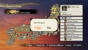 Samurai Warriors 4 Empires Screenshot 27