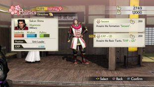 Samurai Warriors 4 Empires Screenshot 30