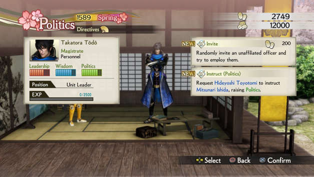 Samurai Warriors 4 Empires Screenshot 31